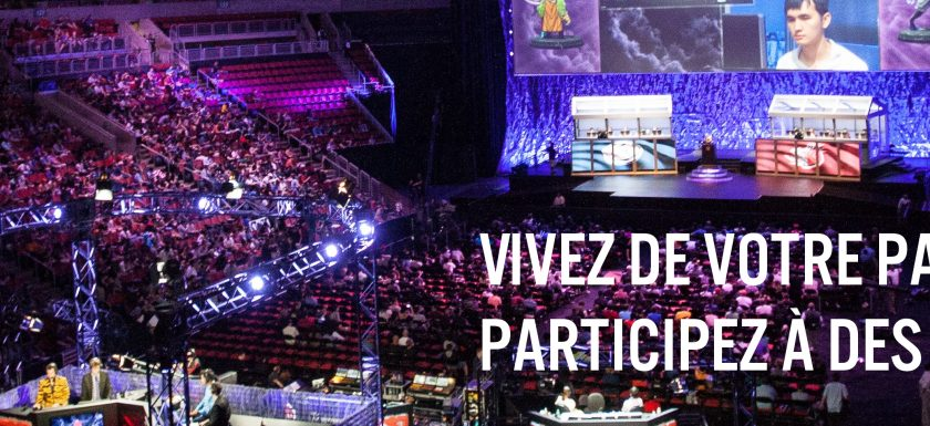 passion competition esport sport electronique marché
